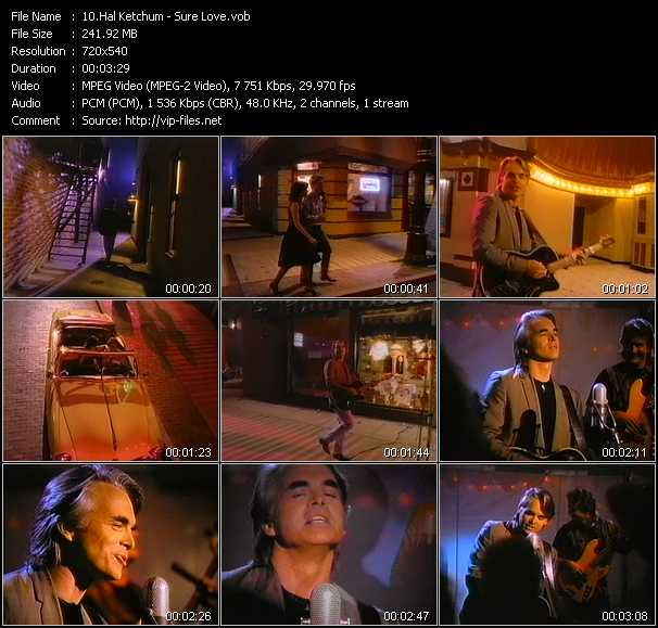 download hal ketchum country music videos hal ketchum hq video vob sure love country video us