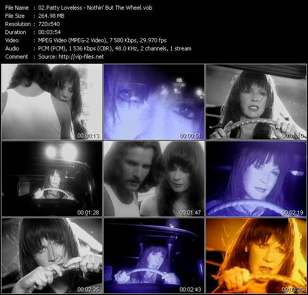 Patty Loveless HQ Country Music Videos for Downloading