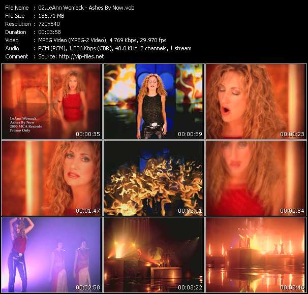 LeAnn Womack HQ Country Music Videos For Downloading
