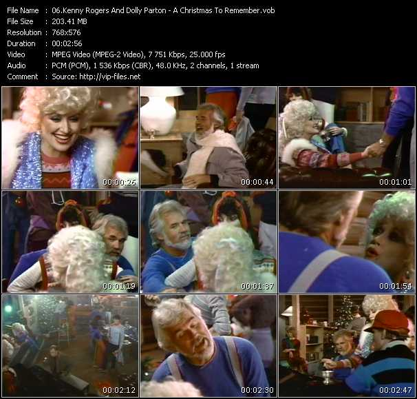 Kenny And Dolly Christmas.Download Kenny Rogers Country Music Videos Kenny Rogers And